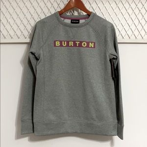 BURTON Women's Oak Crew Long Sleeve Sweatshirt